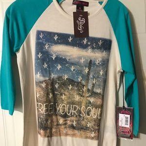 Rock & Roll Cowgirl Shirt